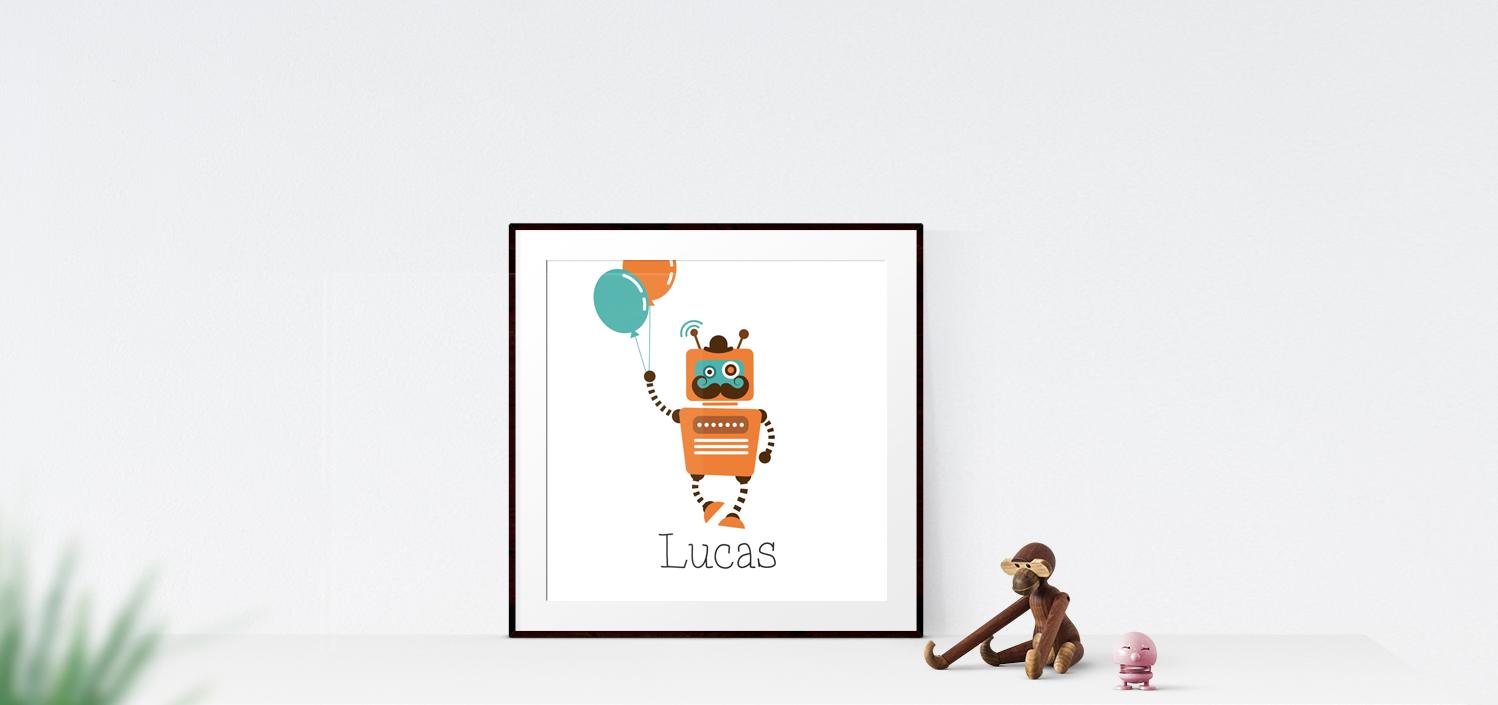 personalised prints kids